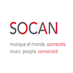 SOCAN's new logo (CNW Group/SOCAN)